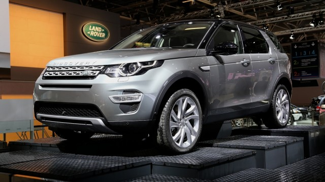 Land Rover Discovery Sport 2016 #6