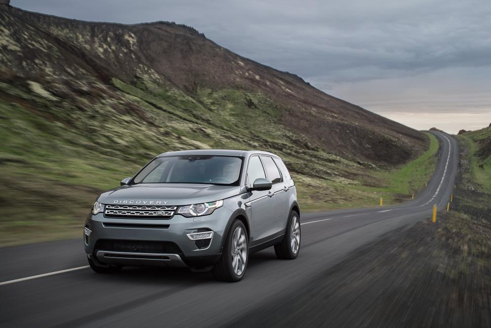 Land Rover Discovery Sport #8