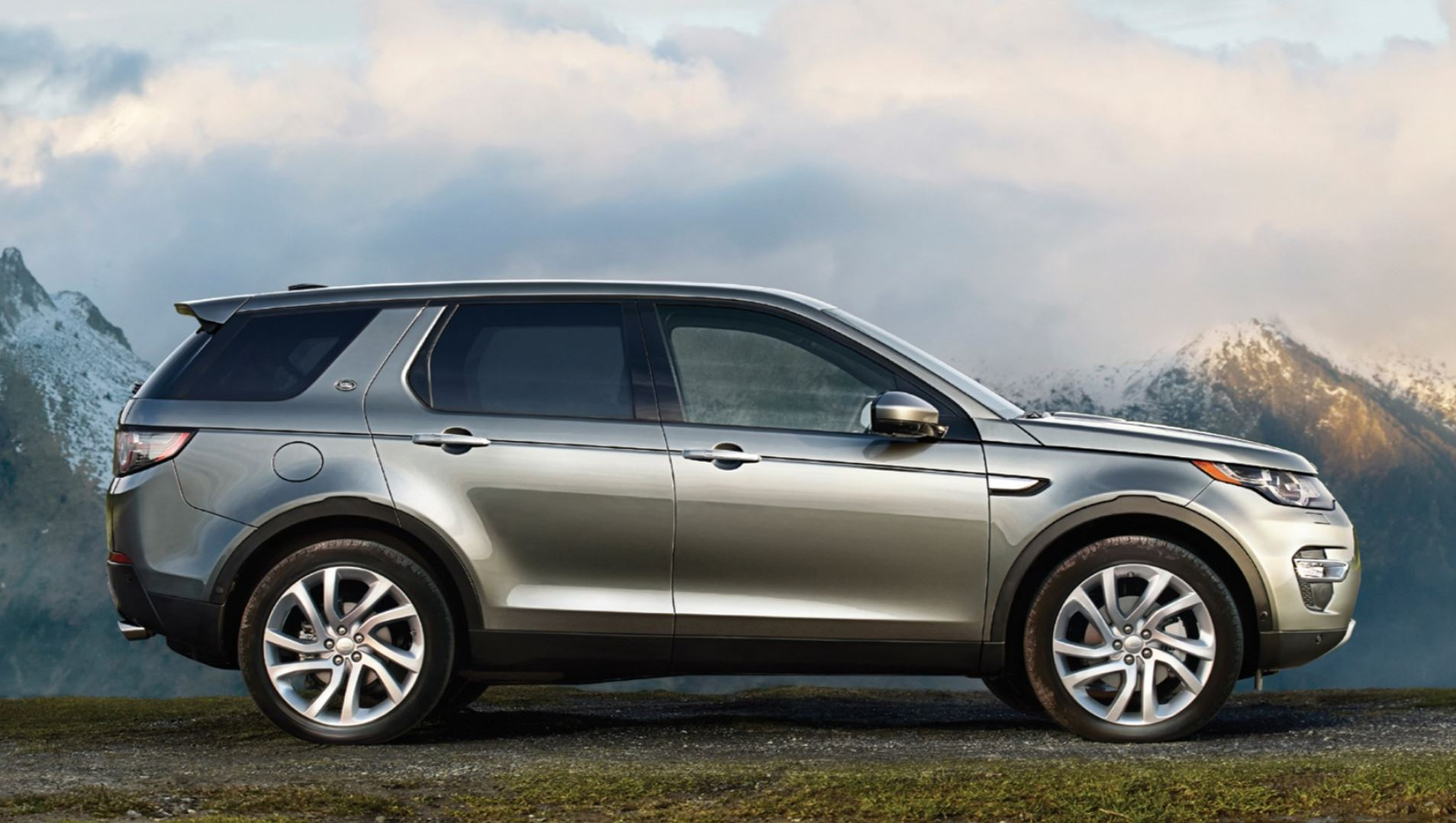 Land Rover Discovery Sport Base #2