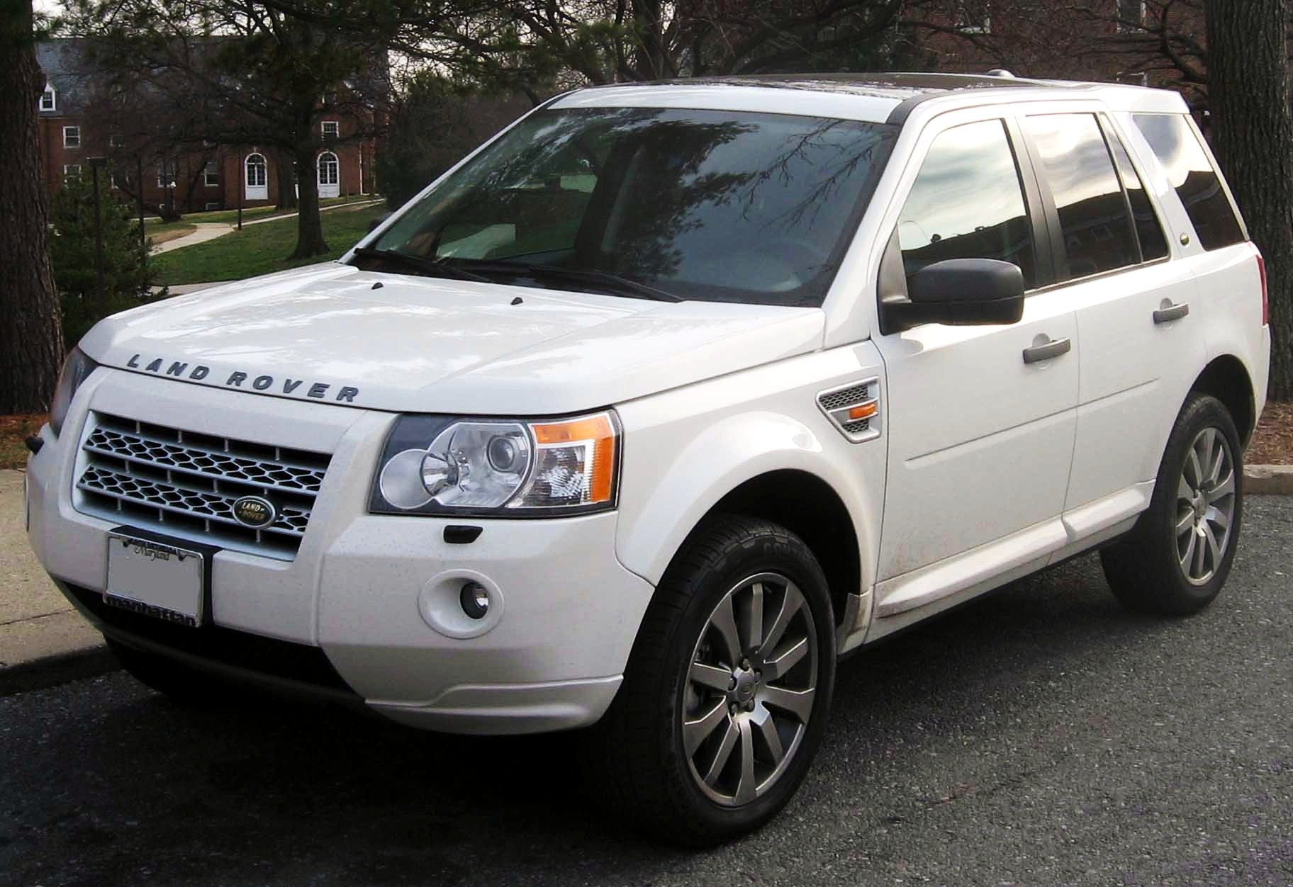 2008 Land Rover Lr2 Information And Photos Momentcar