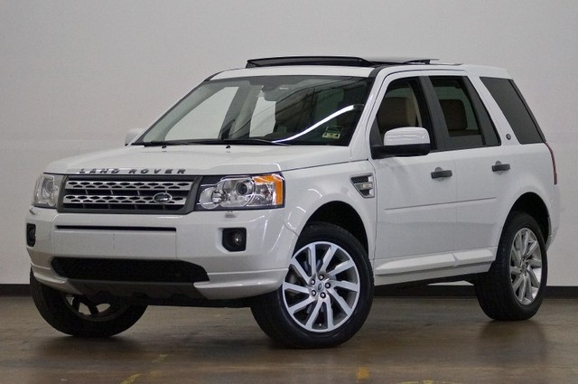 Land Rover LR2 HSE LUX #16