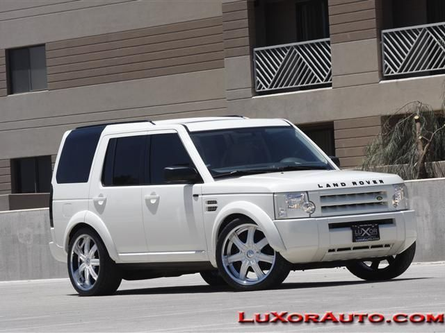 LAND ROVER LR3 - 49px Image #4