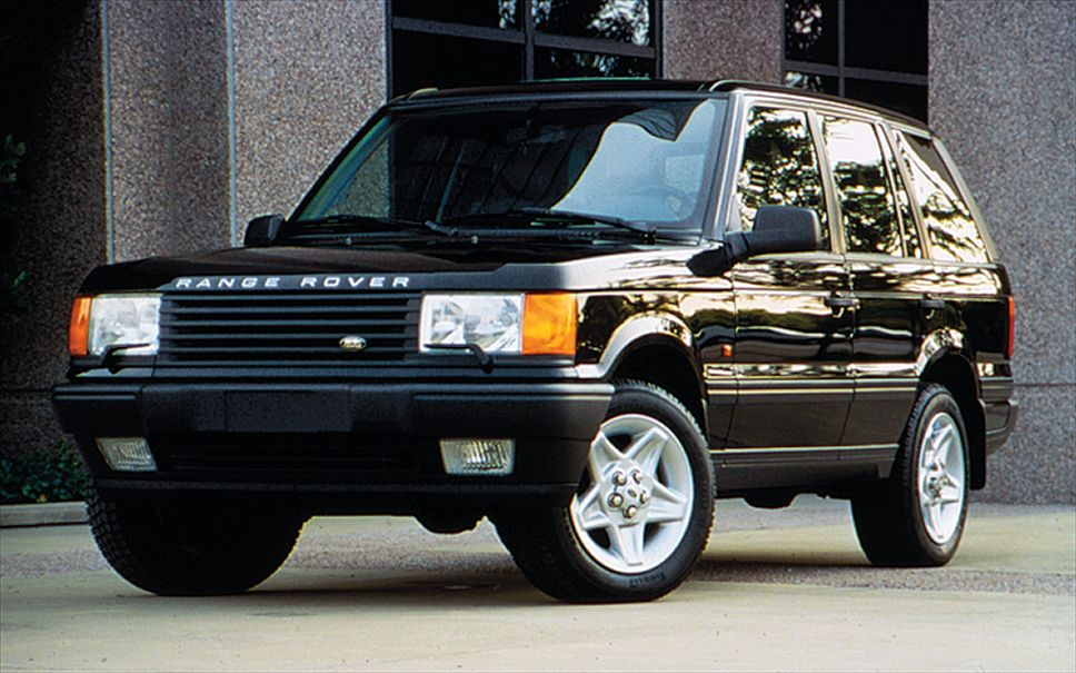 1996 Land Rover Range Rover Information And Photos