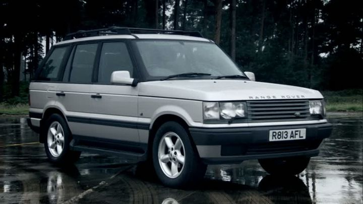 1998 Land Rover Range Rover - Information and photos ...