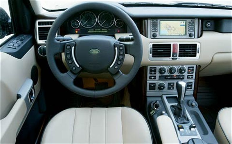 Land rover range rover 61px image 3 for 2004 range rover interior parts