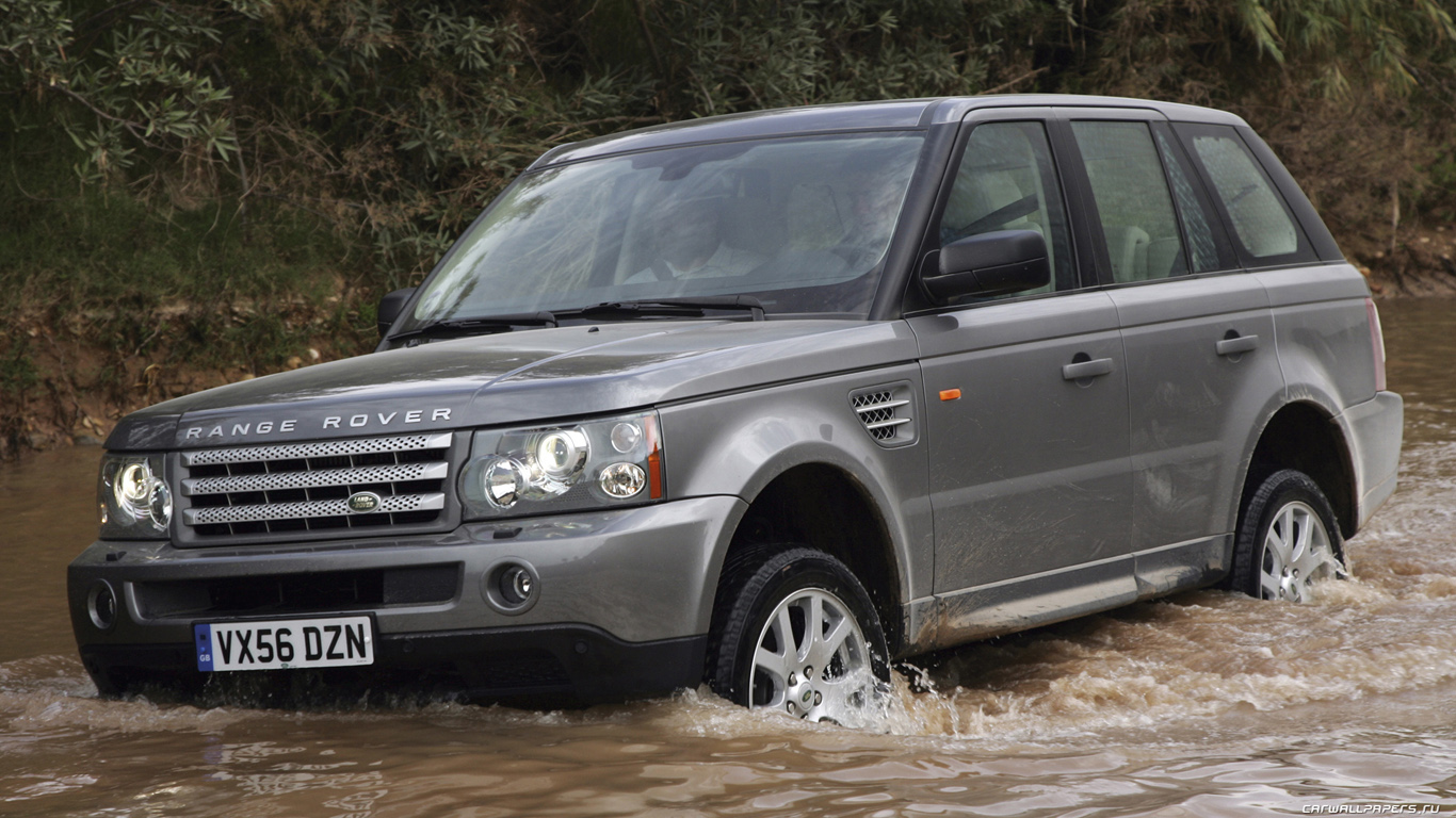 2006 land rover range rover information and photos. Black Bedroom Furniture Sets. Home Design Ideas