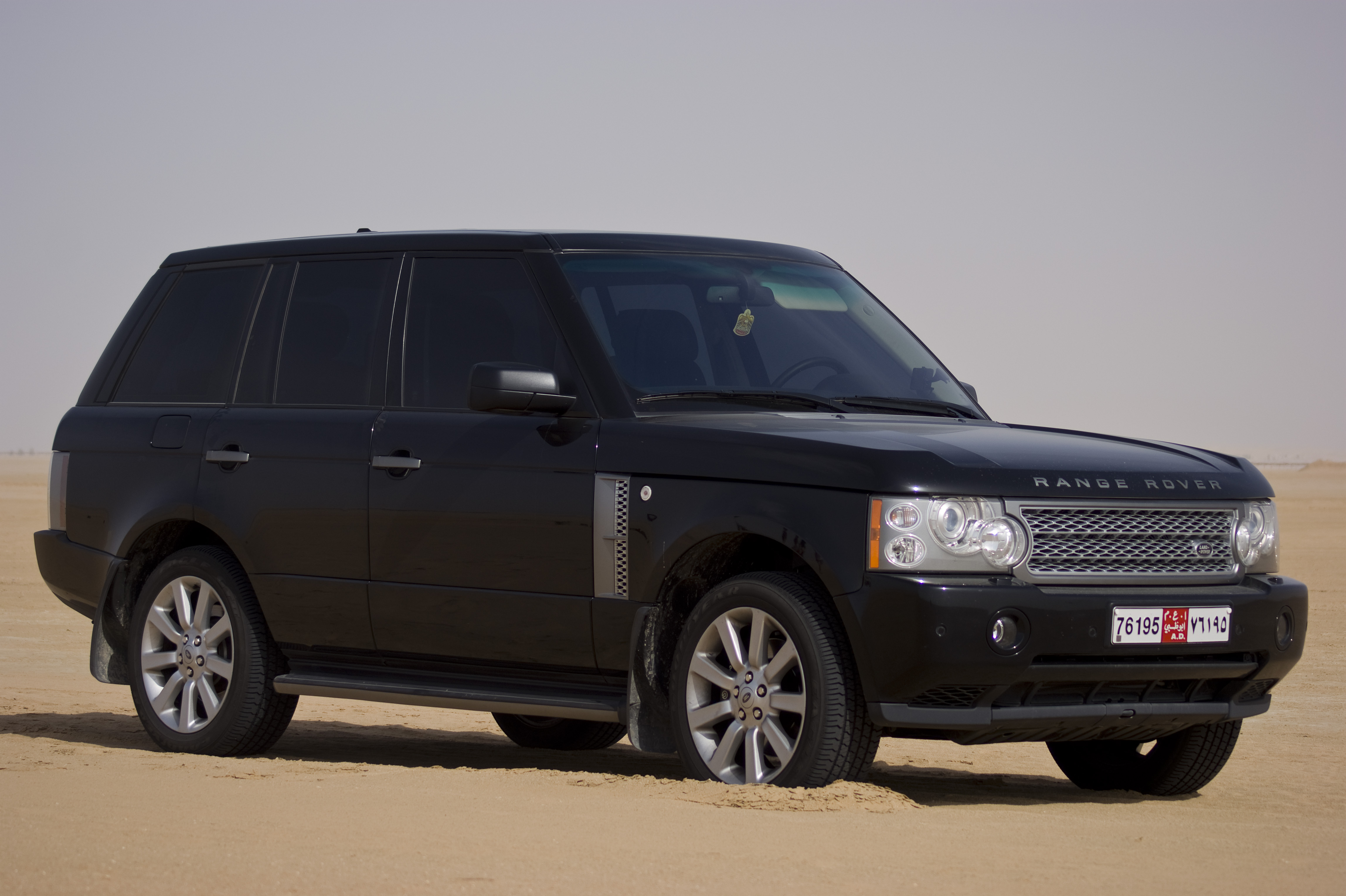 2006 land rover range rover information and photos momentcar. Black Bedroom Furniture Sets. Home Design Ideas