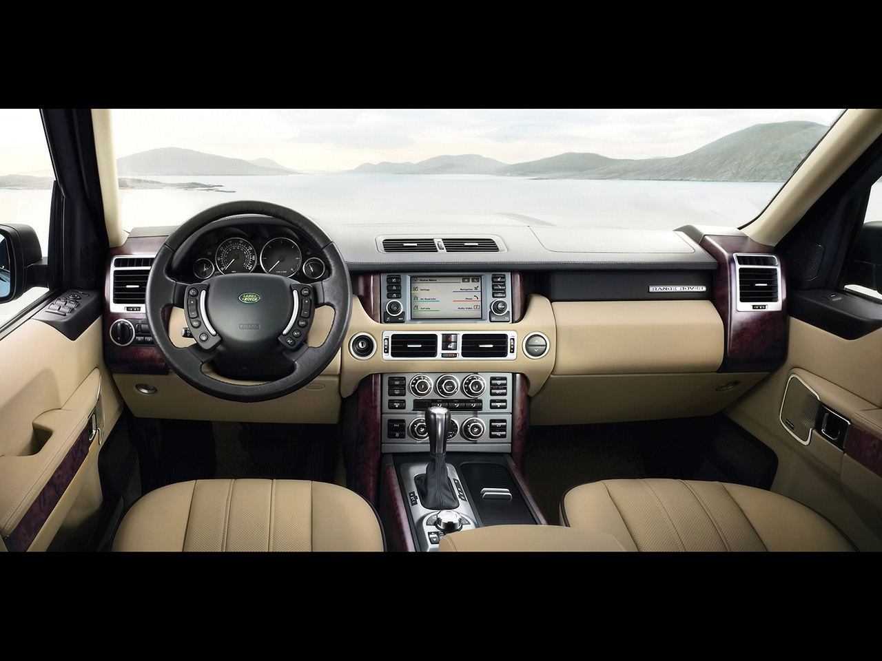 2007 Land Rover Range Rover Information And Photos