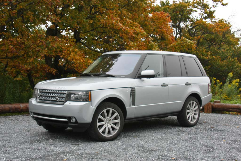 2010 Land Rover Range Rover Information And Photos