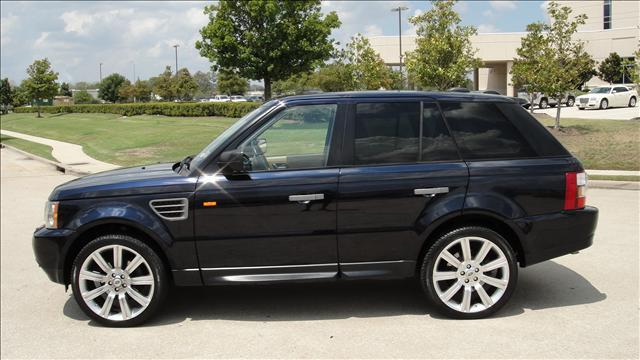 2006 land rover range rover sport information and photos. Black Bedroom Furniture Sets. Home Design Ideas