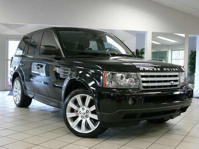 2007 land rover range rover sport information and photos momentcar. Black Bedroom Furniture Sets. Home Design Ideas