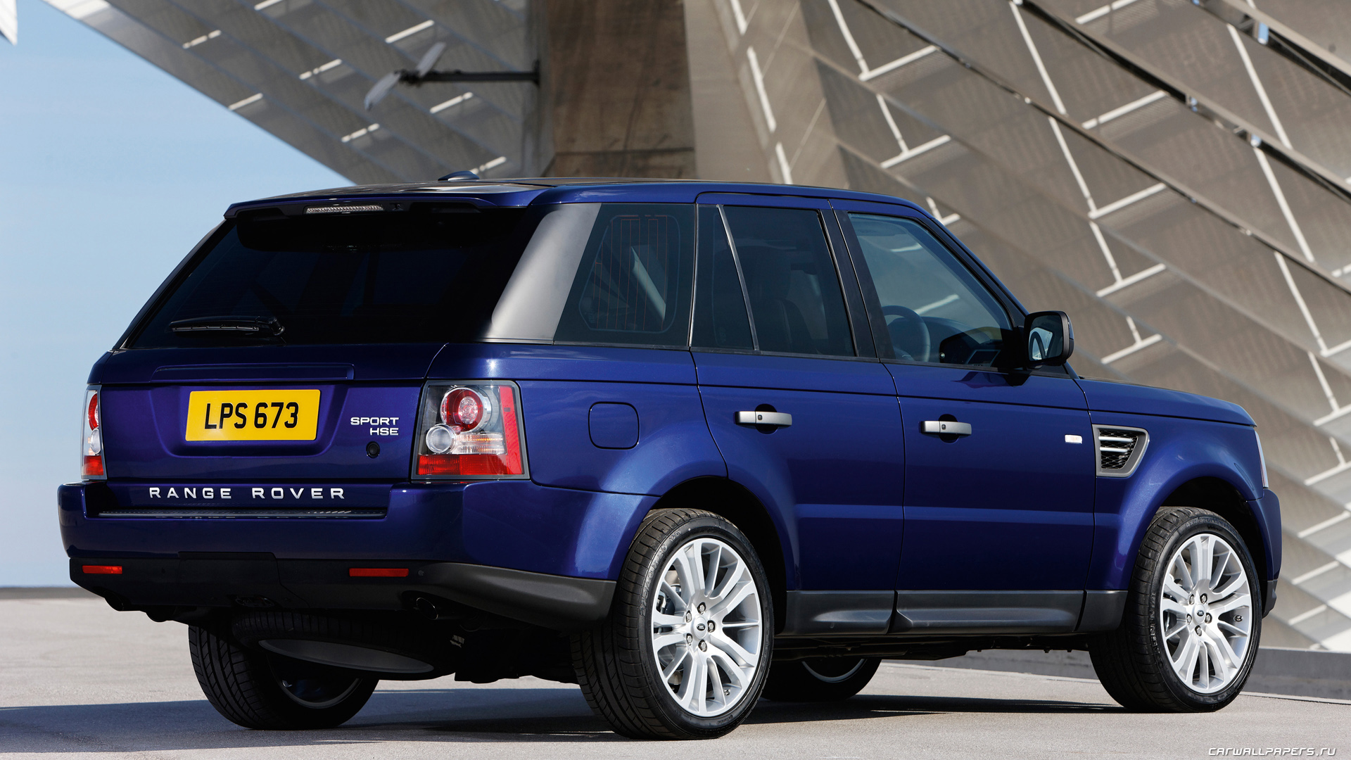 2010 land rover range rover sport information and photos. Black Bedroom Furniture Sets. Home Design Ideas