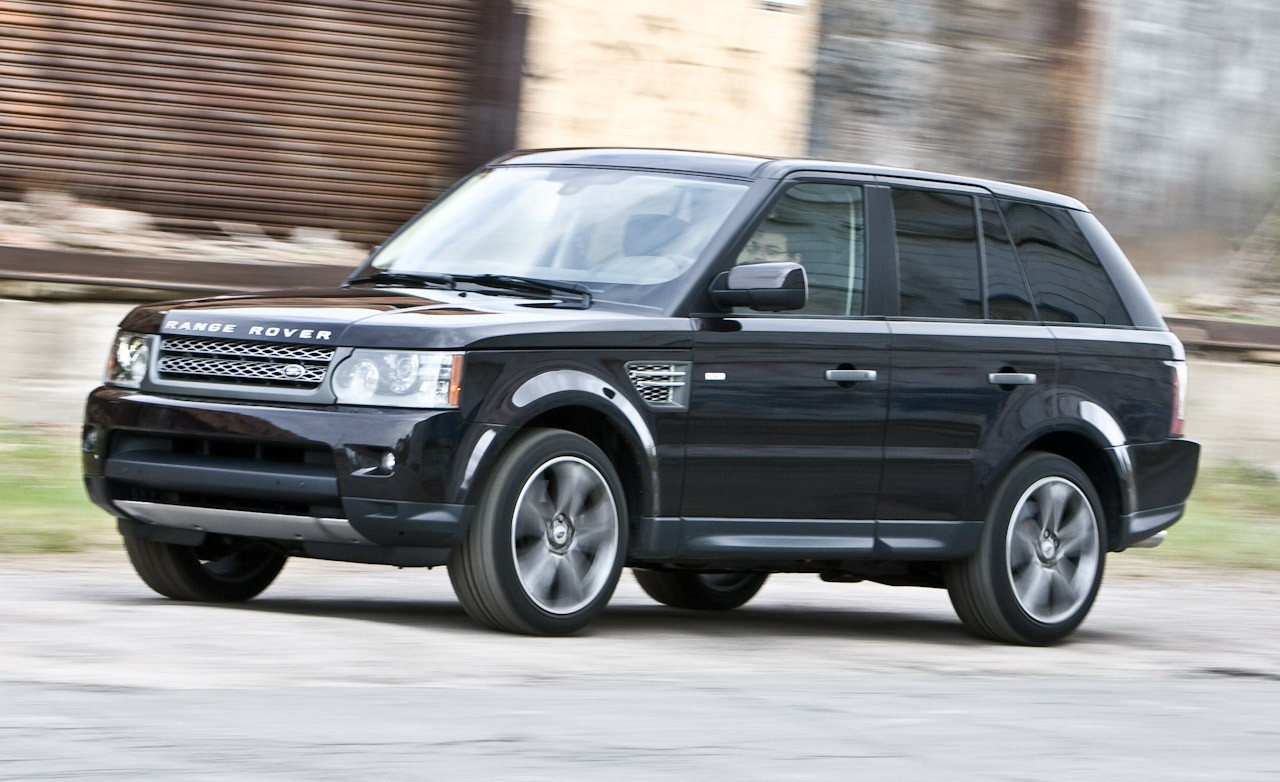 Land Rover Range Rover Sport Supercharged #5