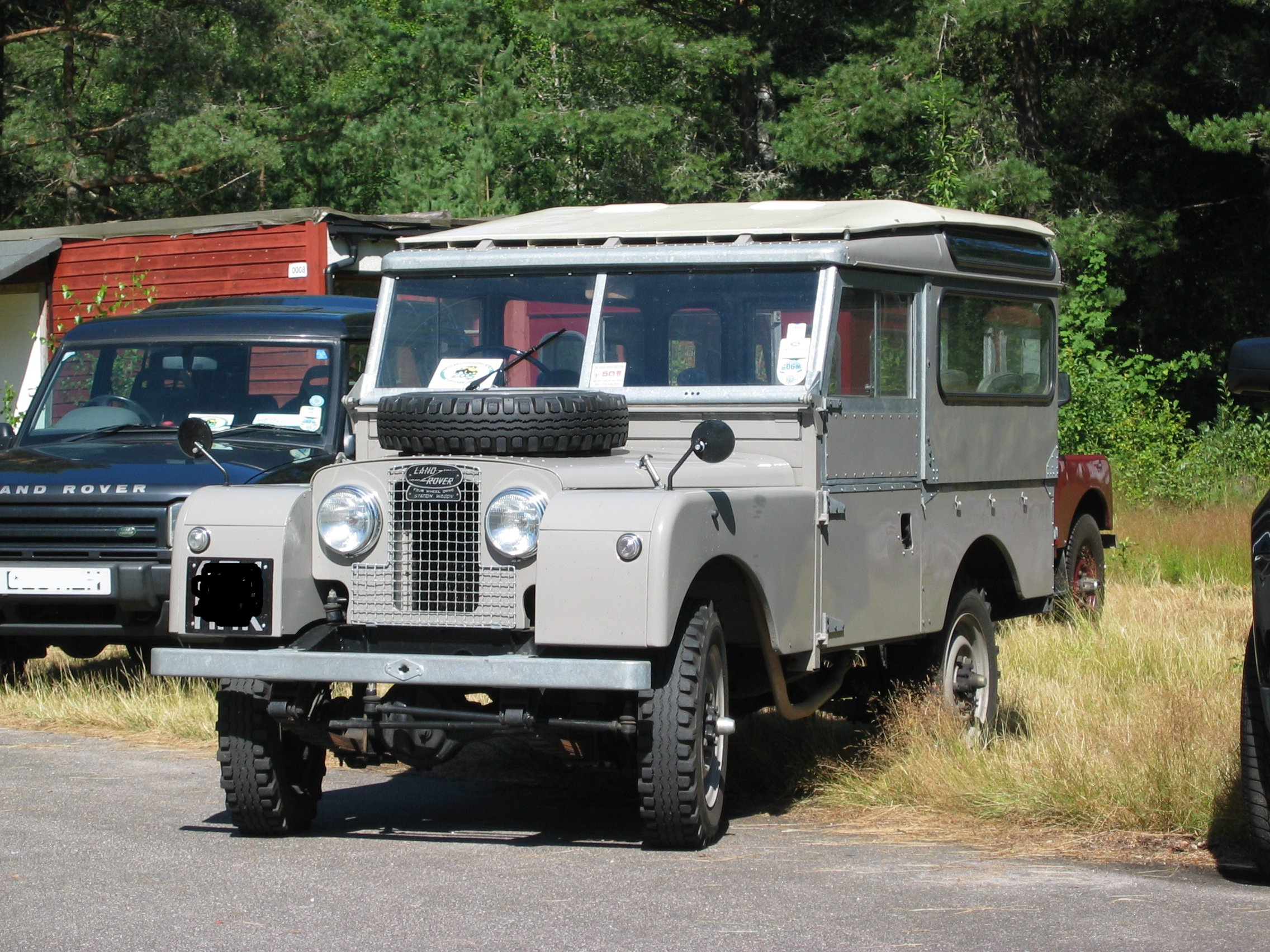 Land Rover Series I #1
