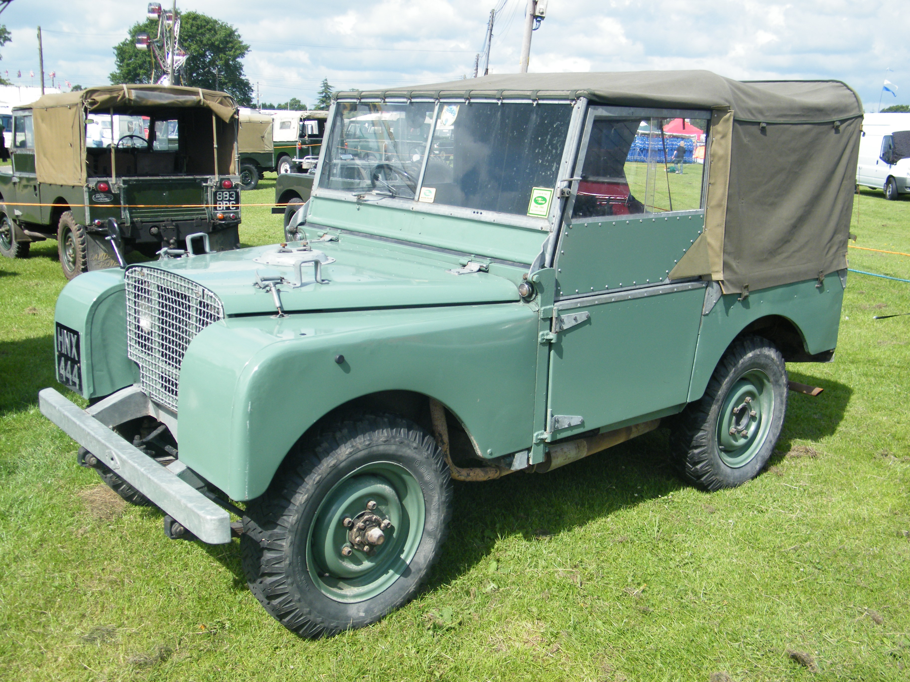 Land Rover Series I #11