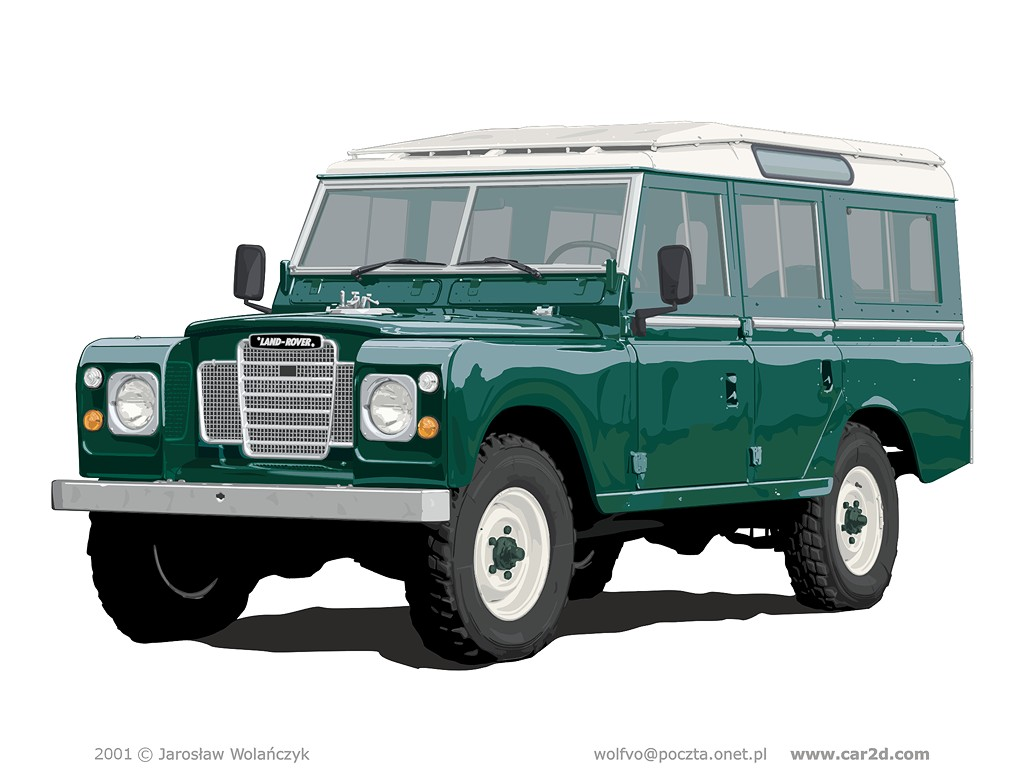 Land Rover Series I #13