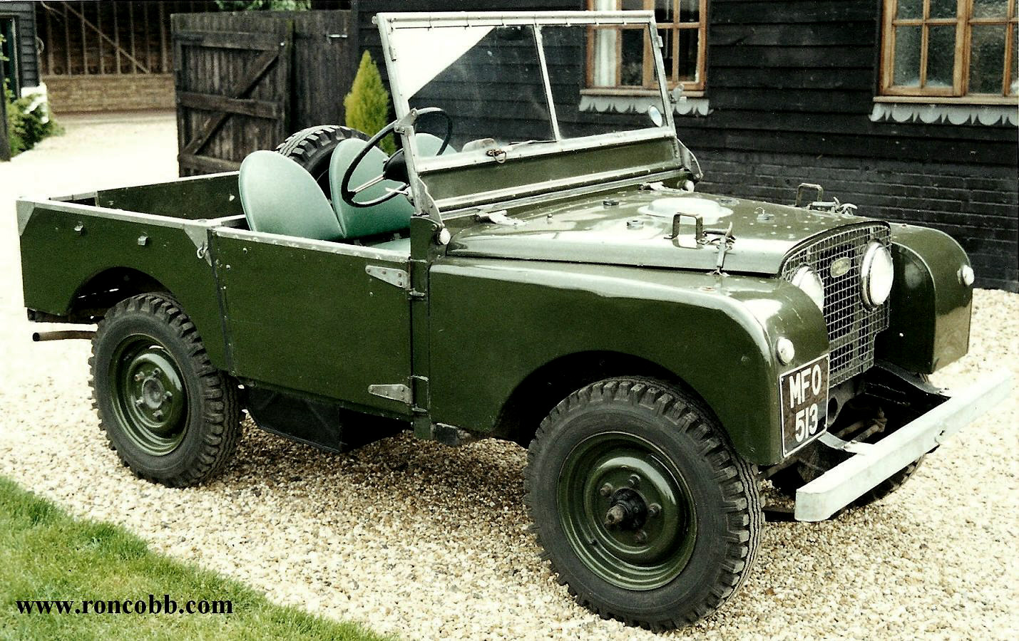 LAND ROVER SERIES I - 443px Image #3