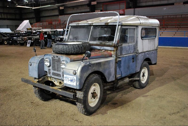 Land Rover Series I 1956 #10