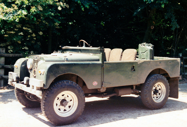 Land Rover Series I 1956 #11