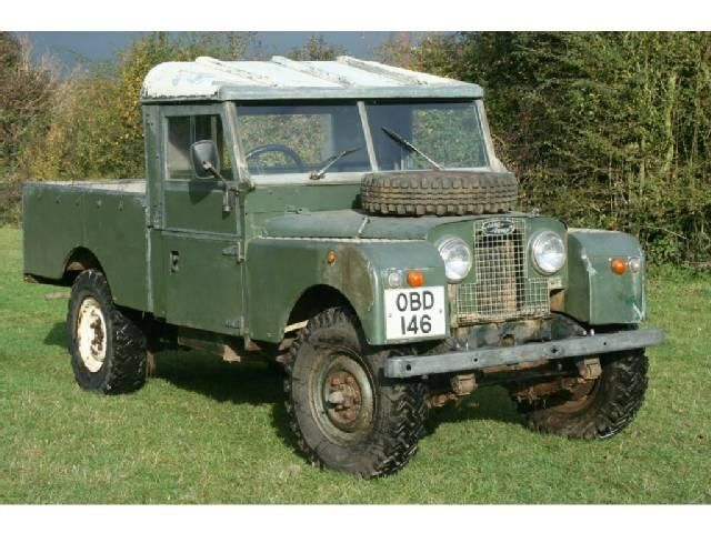 Land Rover Series I 1956 #13