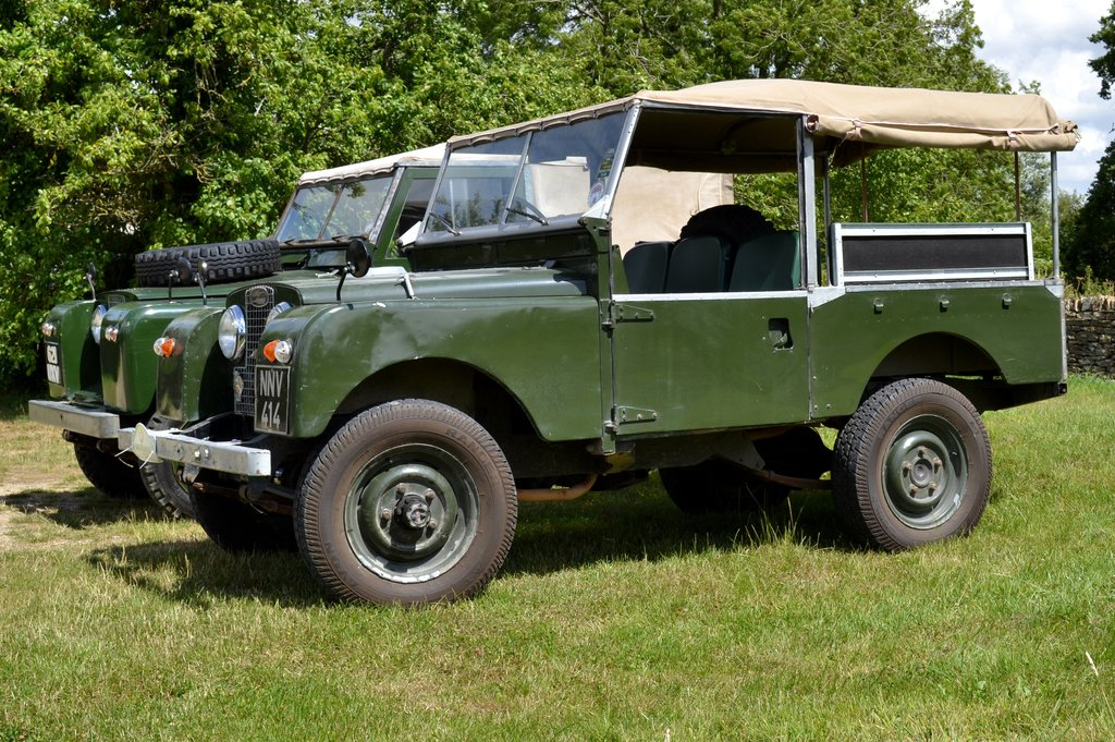 Land Rover Series I 1956 #2