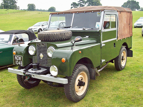Land Rover Series I 1956 #3