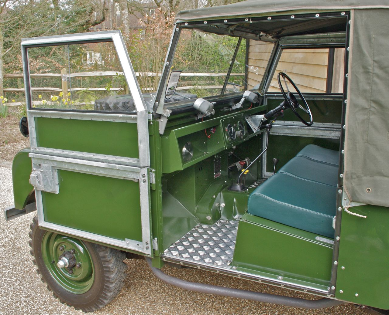 Land Rover Series I 1956 #4