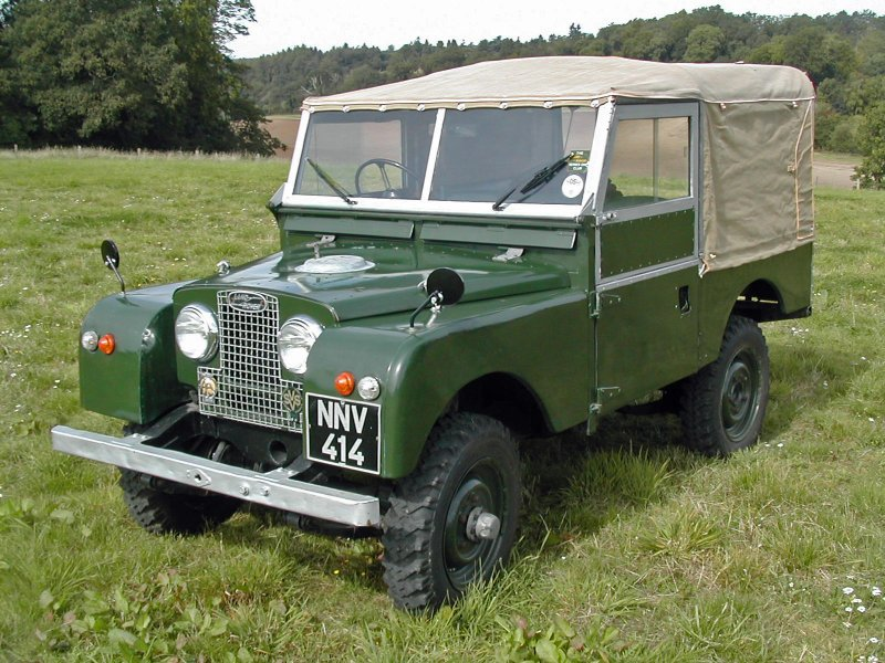 Land Rover Series I 1956 #6