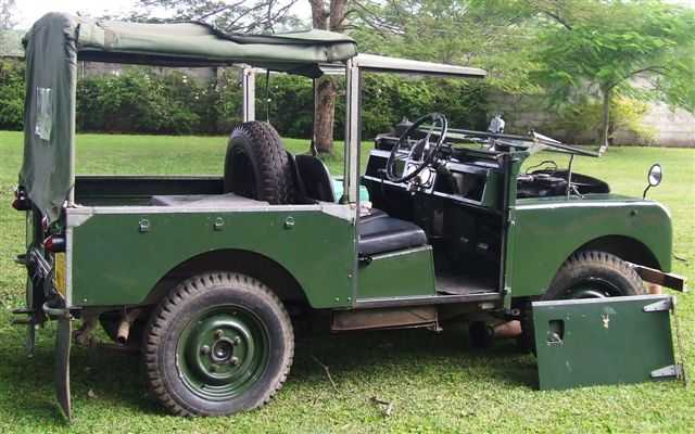 Land Rover Series I 1956 #7
