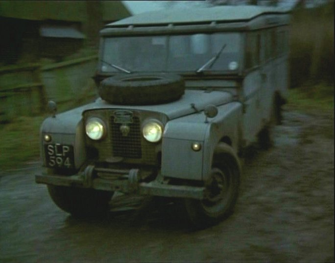 Land Rover Series I 1956 #9