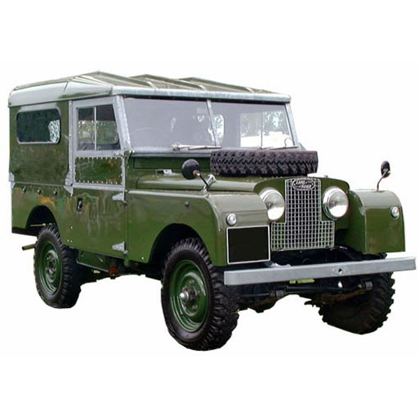 Land Rover Series I 1957 #12