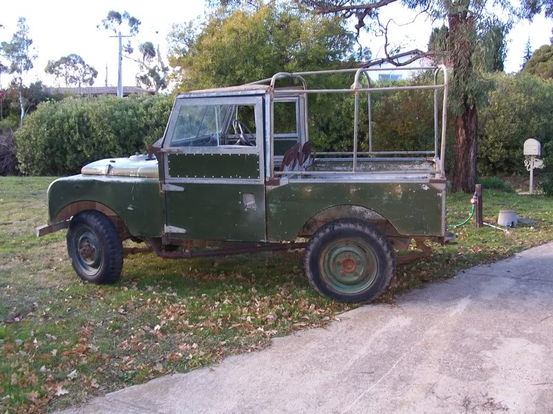 Land Rover Series I 1957 #14