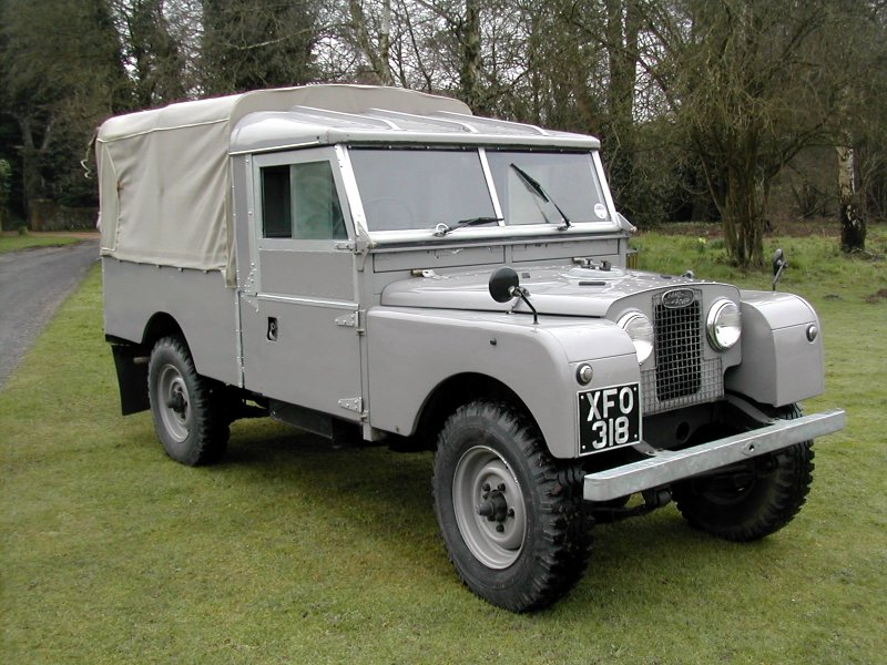 Land Rover Series I 1957 #5