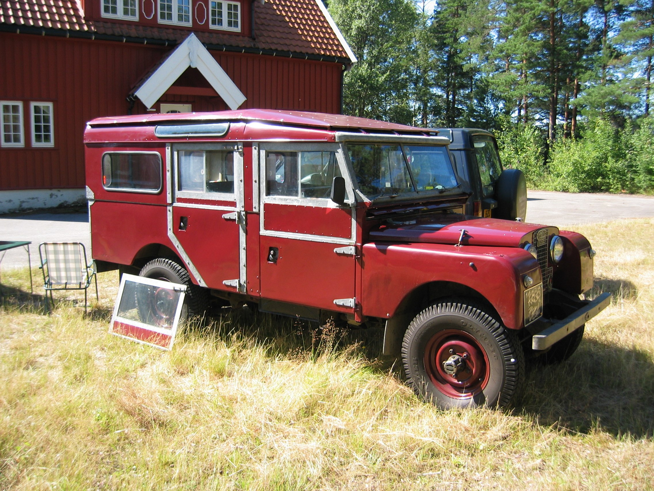 Land Rover Series I 1957 #6
