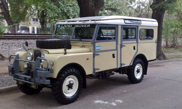 Land Rover Series I 1957 #7