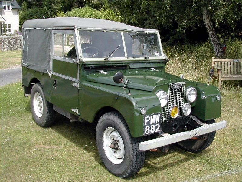 Land Rover Series I 1957 #9