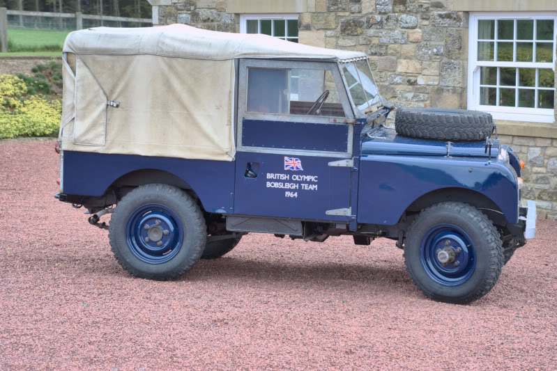 Land Rover Series I 1957 #10