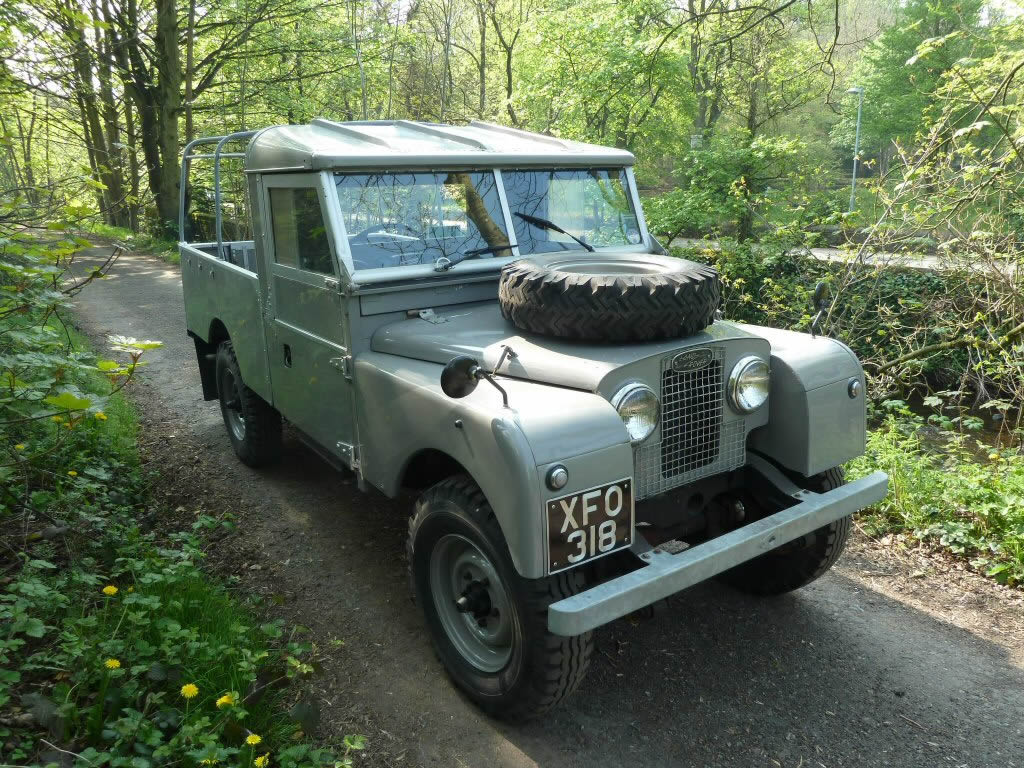 Land Rover Series I 1957 #11