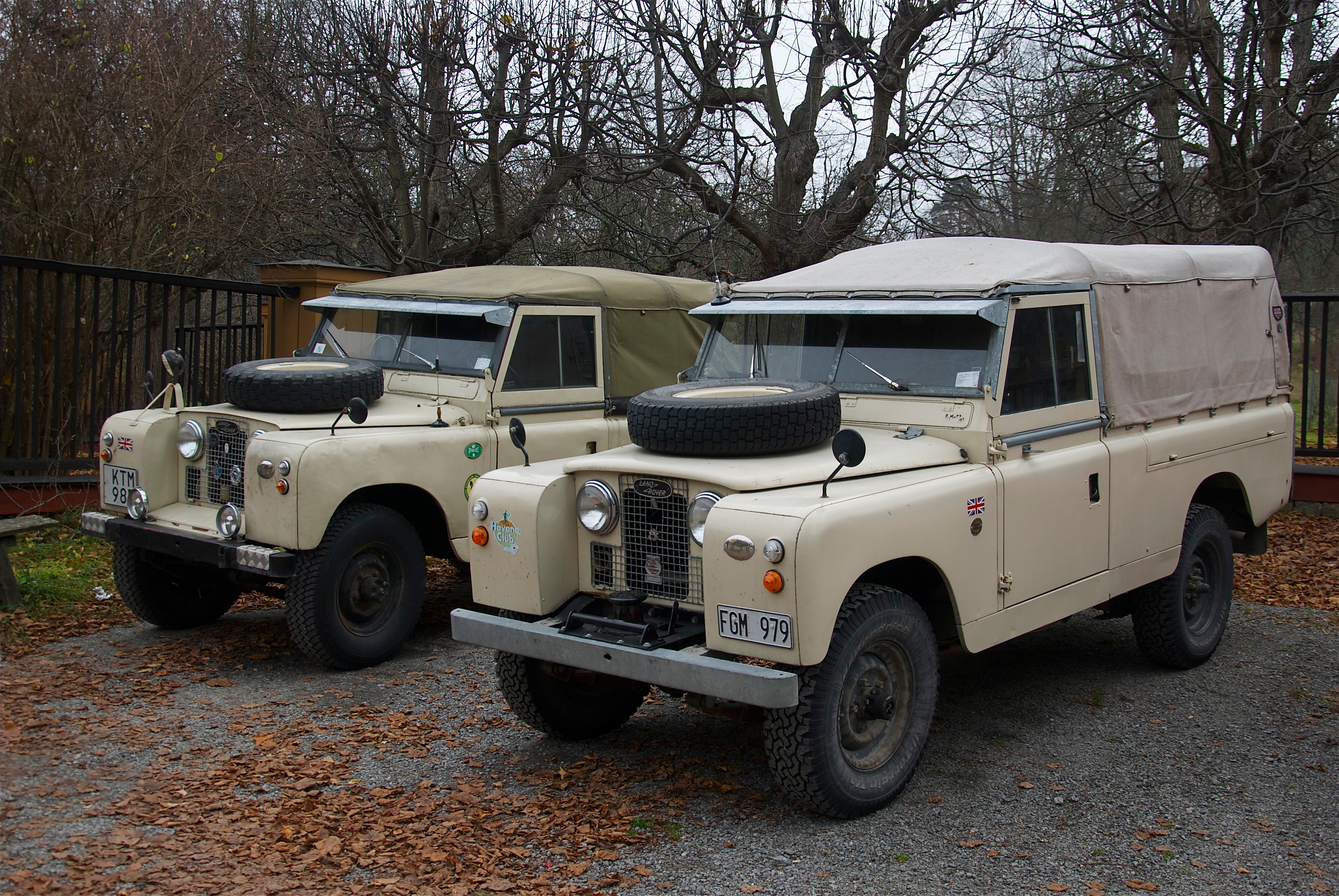 Land Rover Series II #10