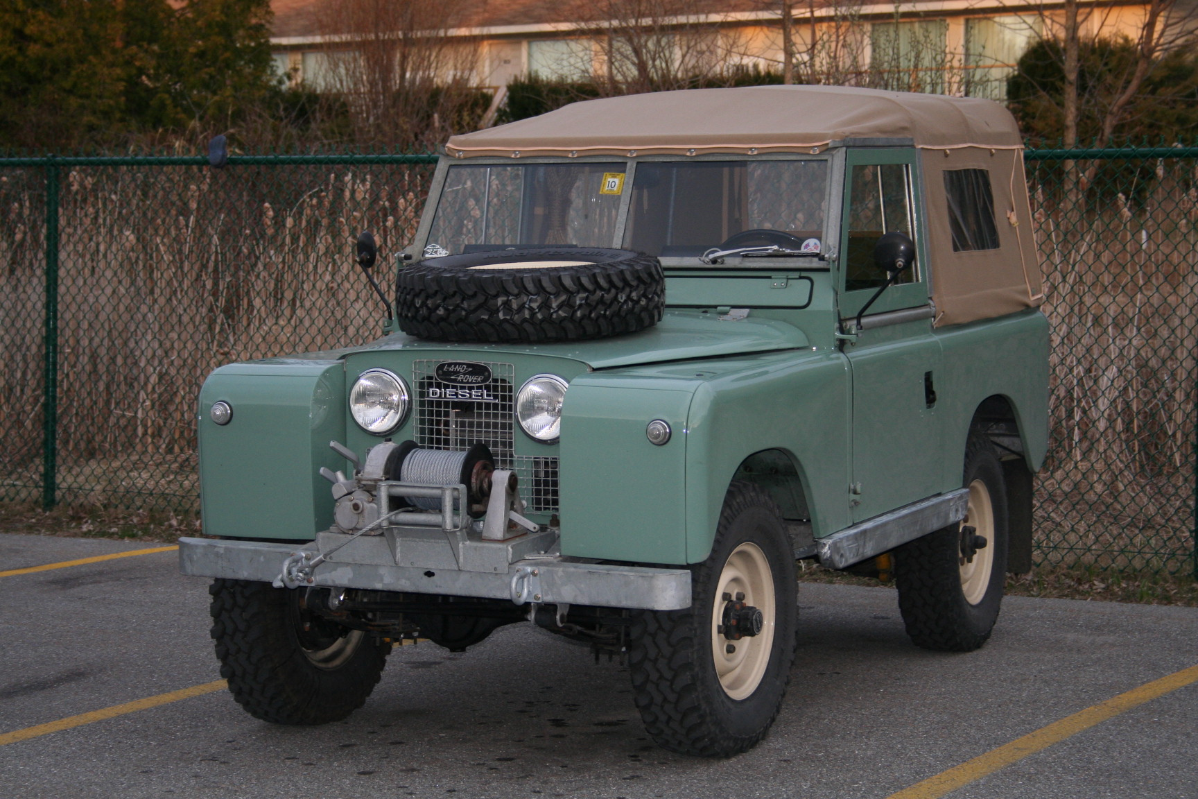 Land Rover Series II 1960 #1