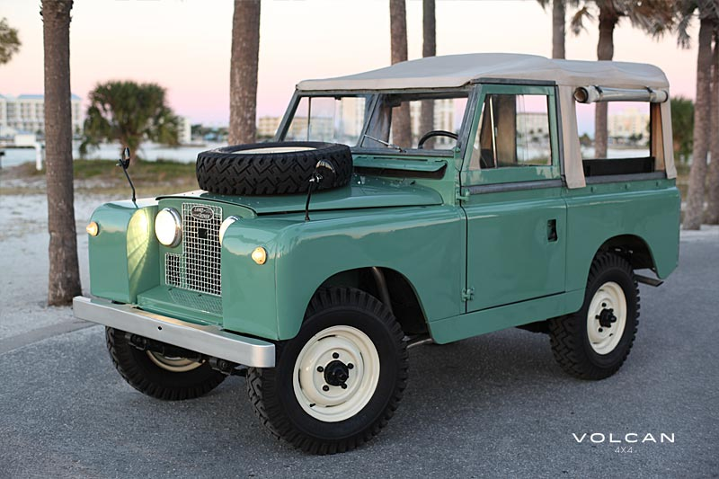 Land Rover Series II 1960 #11
