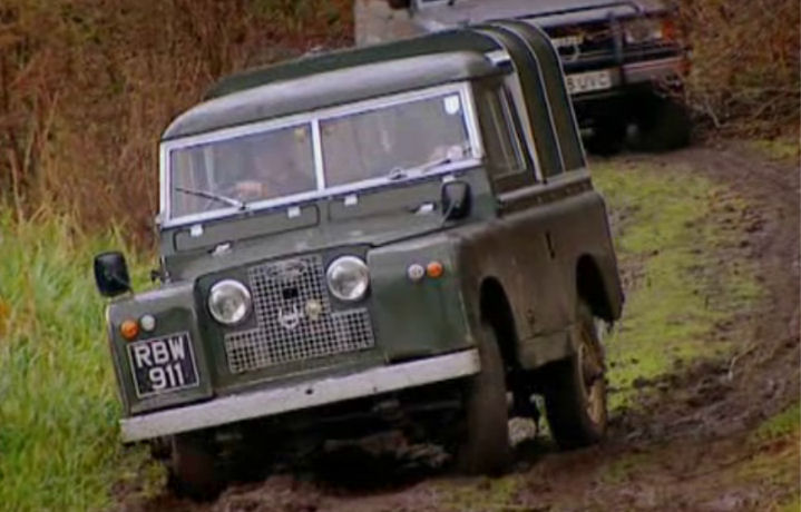 Land Rover Series II 1960 #2