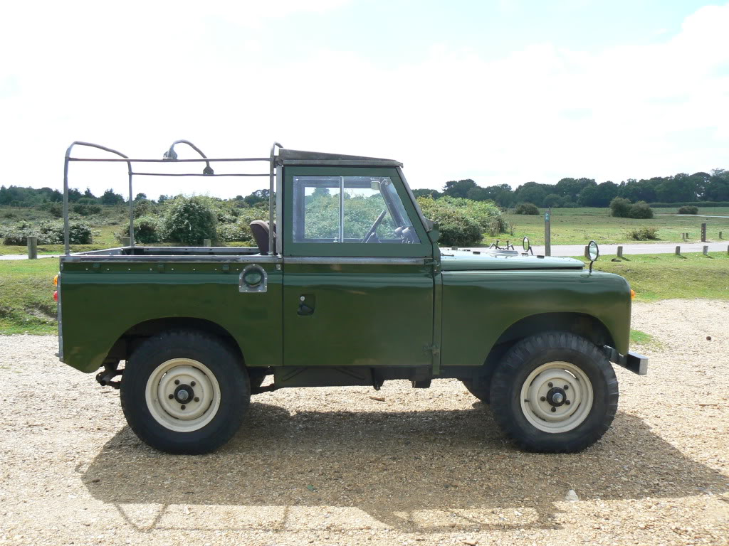 Land Rover Series II 1960 #4