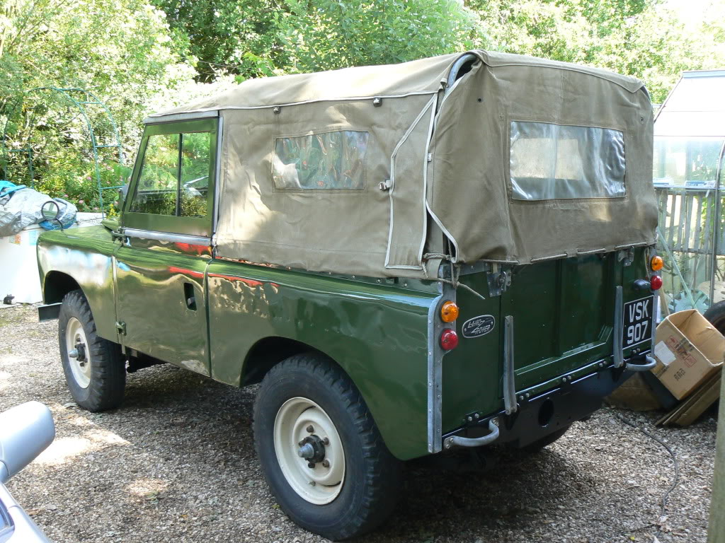 Land Rover Series II 1960 #5