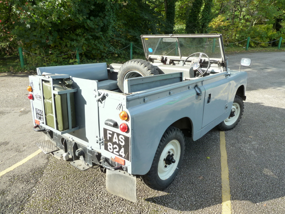 Land Rover Series II 1960 #6