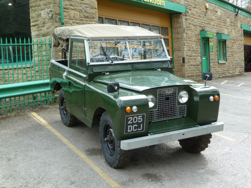 Land Rover Series II 1963 #11