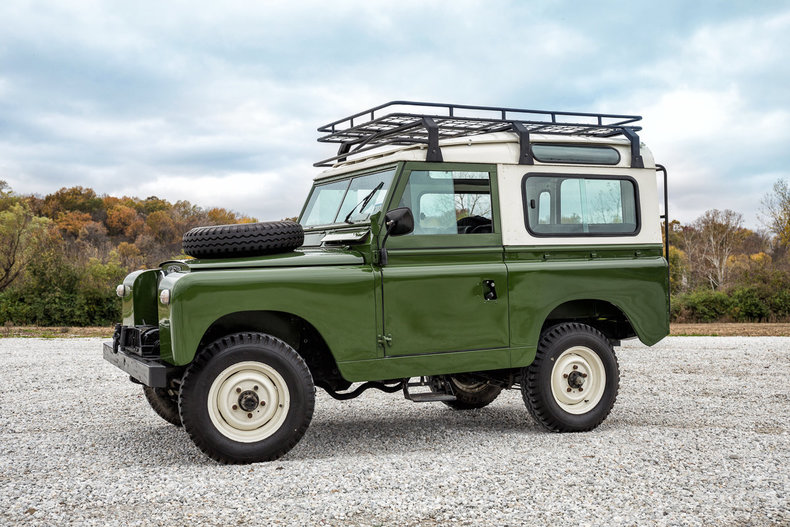 Land Rover Series II 1963 #13