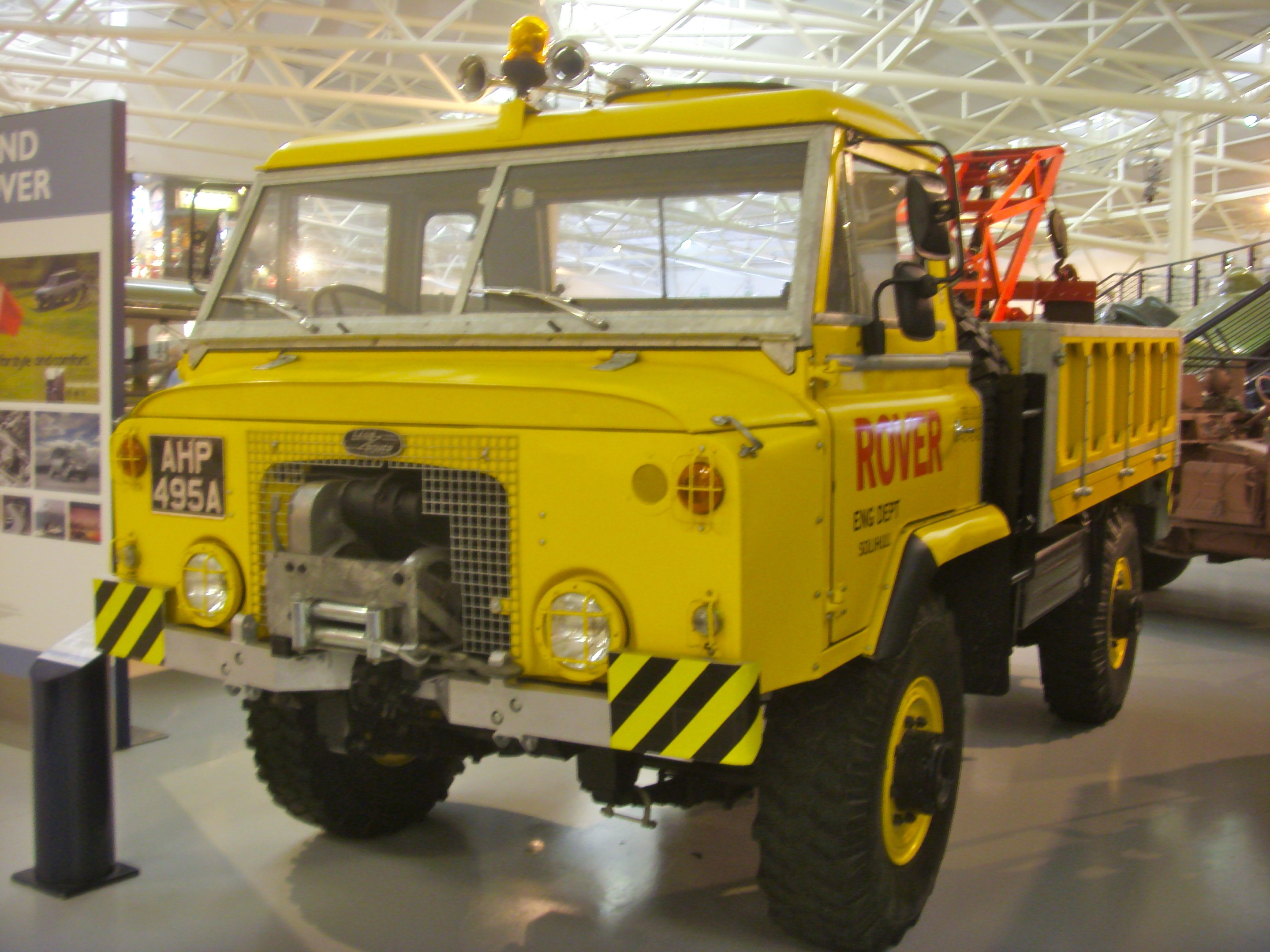 Land Rover Series II 1963 #7
