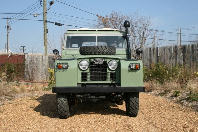 Land Rover Series II 1964 #2