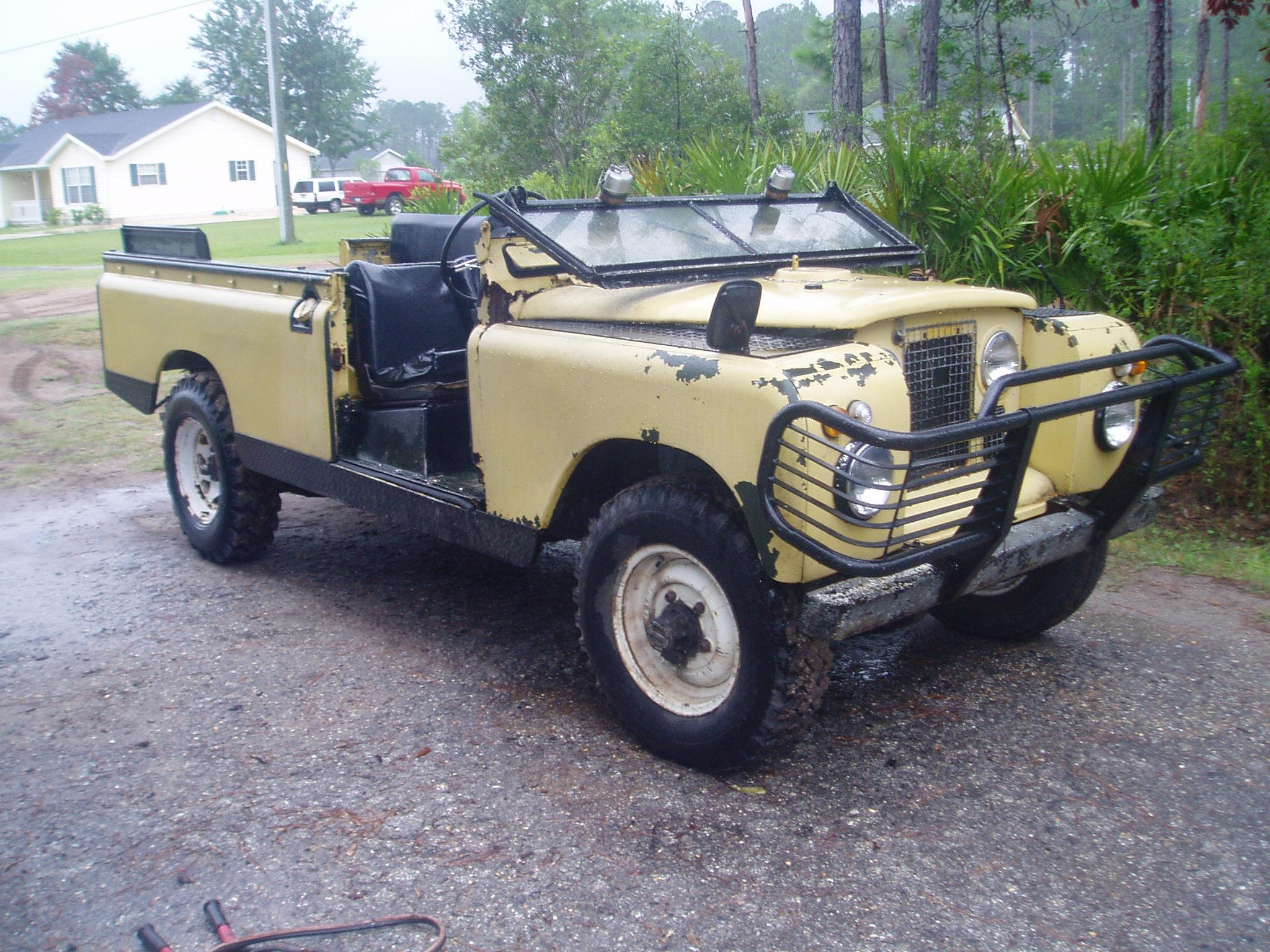 Land Rover Series II 1964 #6